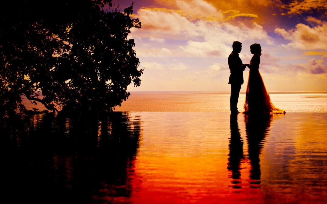 Phuket Thailand Post-Wedding Session: Paresa Resort + Viewpoint