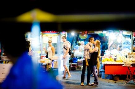 Bangkok Thailand Engagement Session - Thailand Wedding Photographer