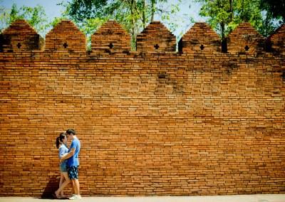 Tha Phae Gate (Chiang Mai Old City Wall)