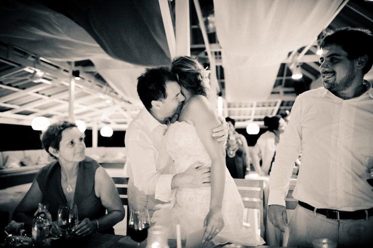 Koh Tao, Thailand - Faye & Adrian's destination wedding at Koh Tao Cabana on Ko Tao in Thailand.