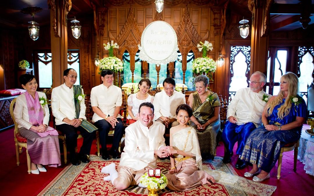 Bangkok Thailand Wedding Photography: Rose Garden Riverside (Sampran Riverside)