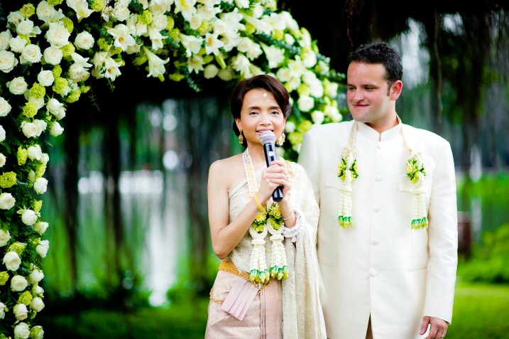 Bangkok, Thailand - Sampran Riverside (Rose Garden Riverside) Wedding