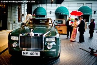Peninusla Hong Kong Wedding