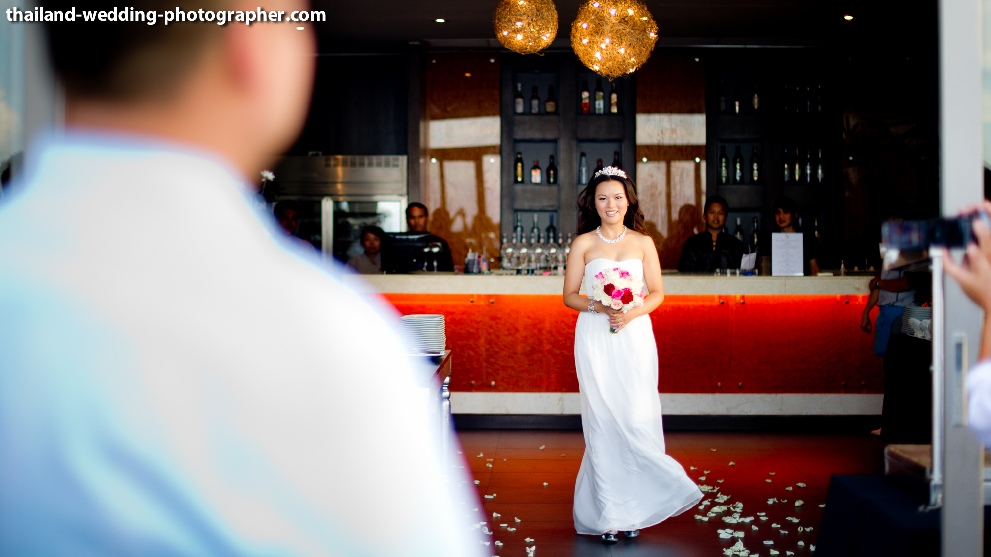 Photo of the Day: Wedding @ Cape Sienna Hotel & Villas