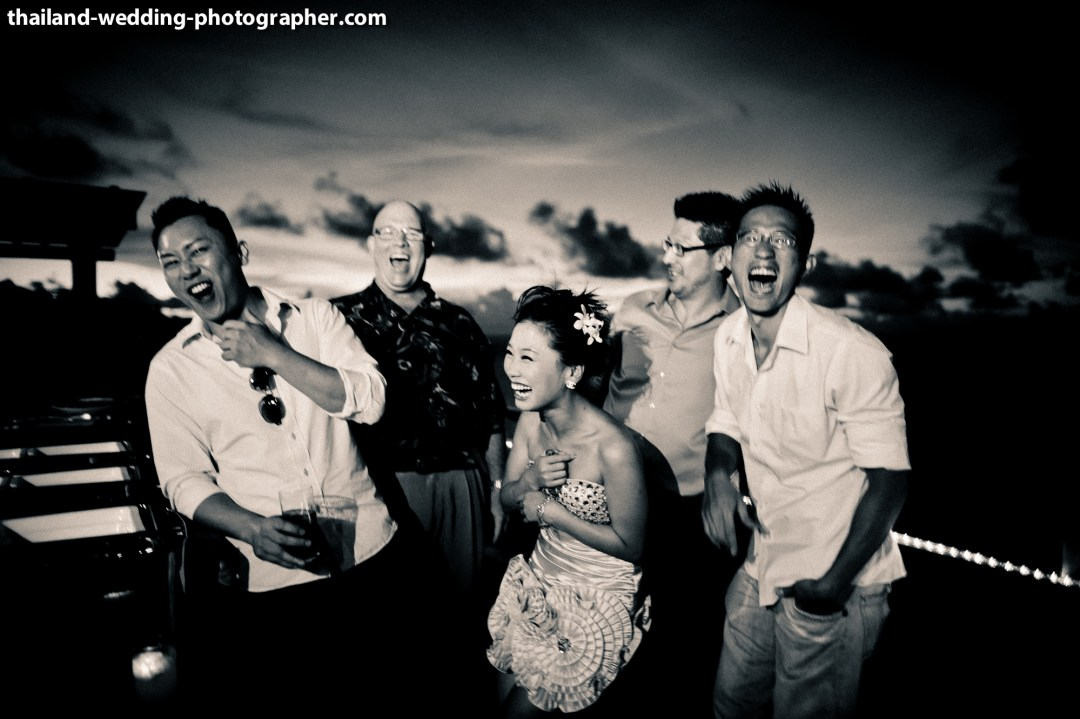 Phuket Wedding Photograph