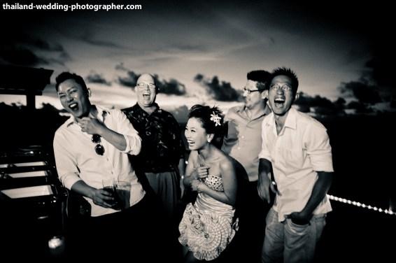 Phuket Wedding Photograph