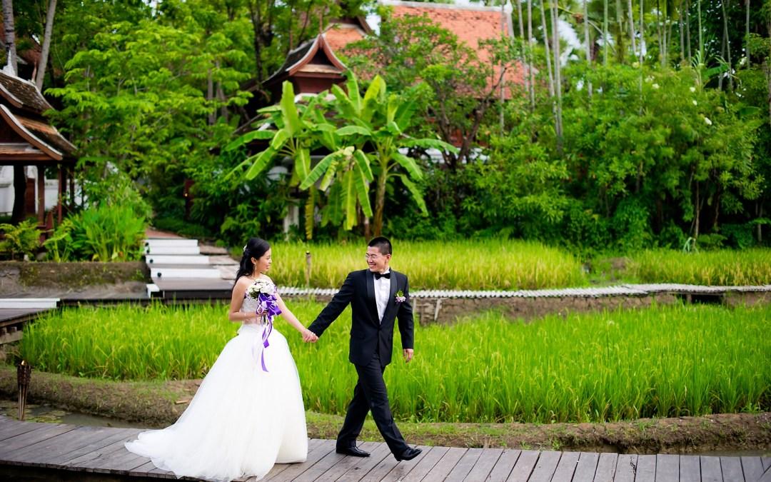 Chiang Mai Thailand Wedding Photography: The Dhara Dhevi Wedding (Mandarin Oriental Dhara Dhevi)