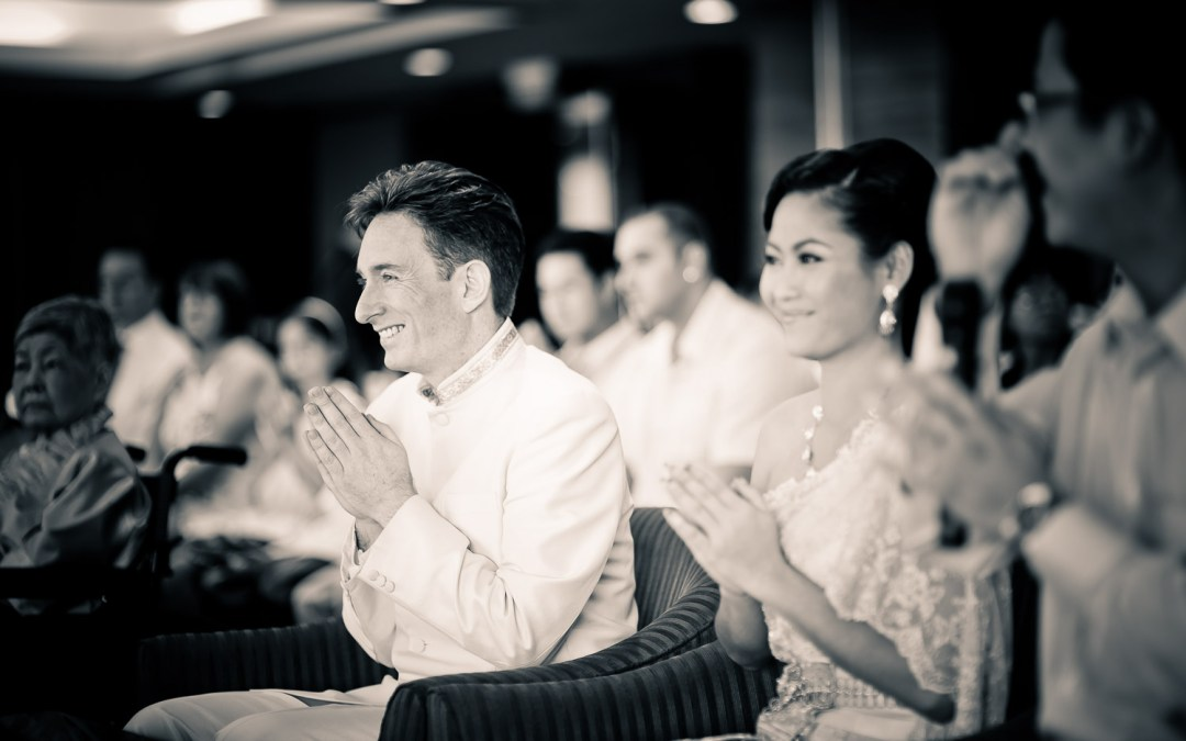 Bangkok Thailand Wedding Photography: Richmond Stylish Convention Hotel