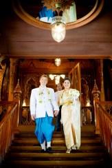 Thailand Wedding Photographer - Traditional Thai engagement ceremony and wedding reception at Rose Garden Riverside (Sampran Riverside) in Nakhon Pathonm, Thailand. NET-Photography | Thailand Wedding Photographer info@thailand-wedding-photographer.com http://thailand-wedding-photographer.com