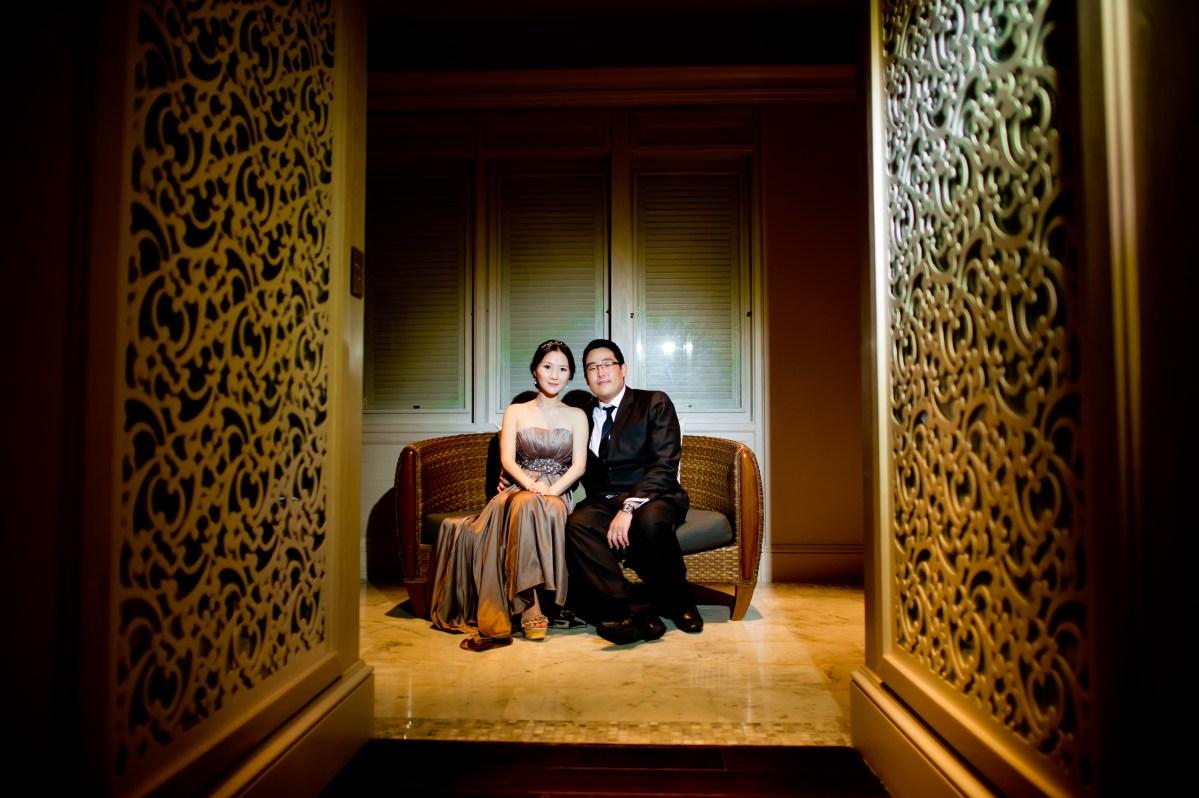Hua Hin Thailand Wedding Photography: Intercontinental Hotel