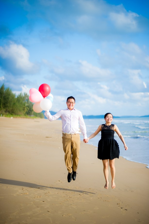 Denise & Cliff's Pre-Wedding at JW Marriott Khao Lak in Thailand. NET-Photography | Thailand Wedding Photographer info@thailand-wedding-photographer.com http://thailand-wedding-photographer.com