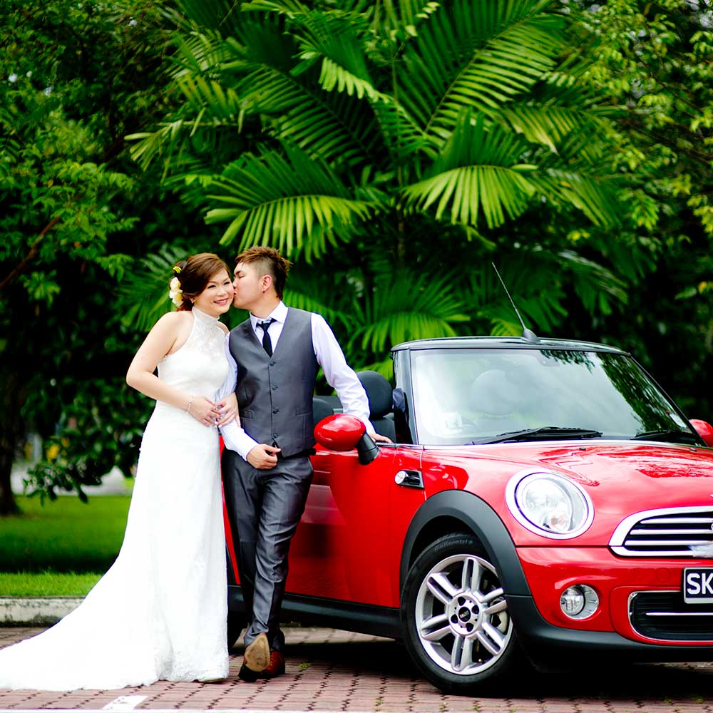Testimonial - Priscilla & Martin - Wedding Couple from Singapore