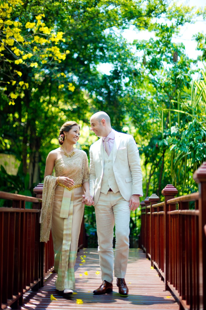 Preview: Thai Traditional Wedding Ceremony at Anantara Hua Hin Resort & Spa