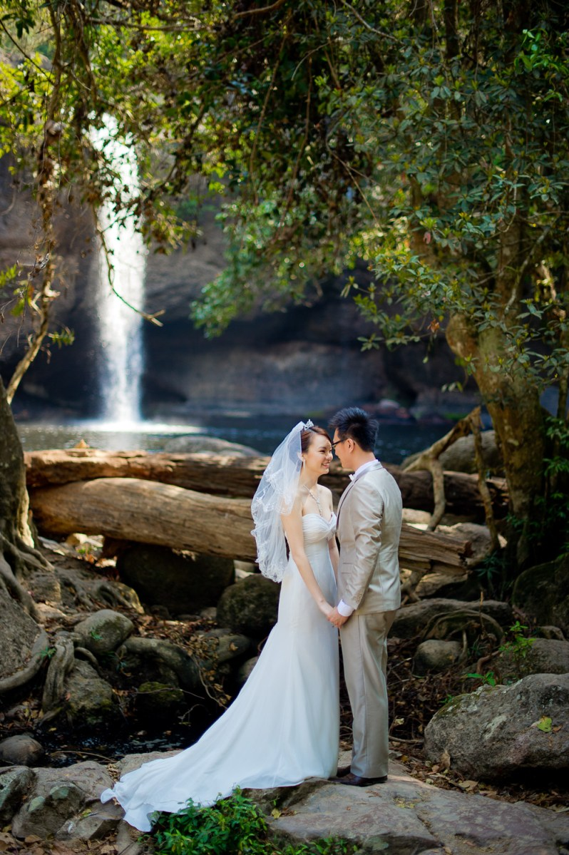 Preview: Pre-Wedding at Khao Yai National Park Thailand