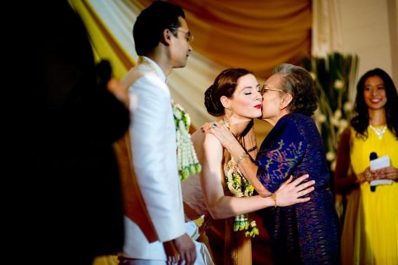 Bangkok, Thailand - Adriatic Palace Hotel Wedding.