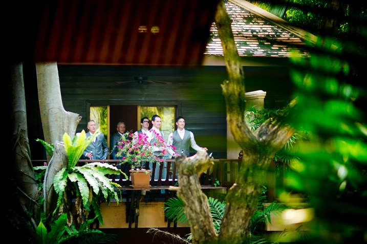 Hua Hin, Thailand - Destination wedding at Anantara Resort and Spa Hua Hin
