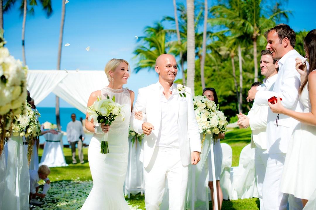 Samui Wedding Photographer - Banyan Tree Koh Samui