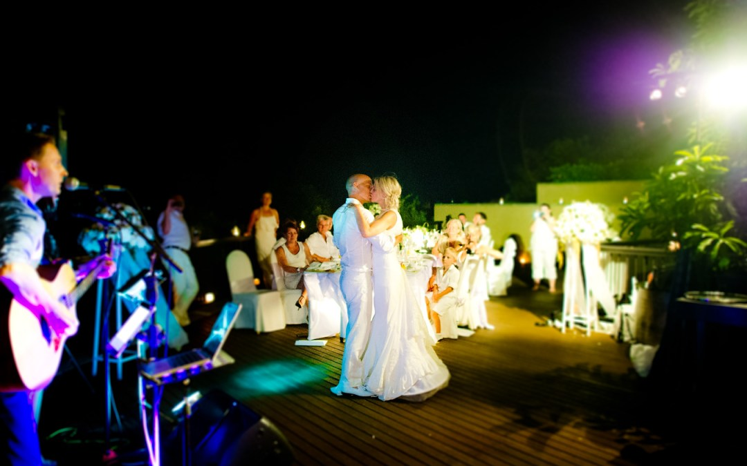 Photo of the Day: Banyan Tree Koh Samui First Dance