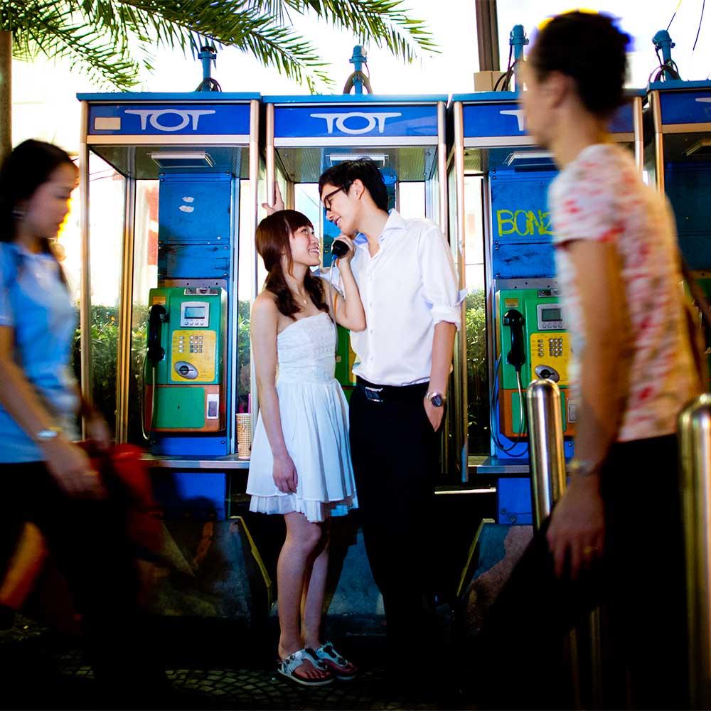 Testimonial - Lolita & Kenneth - Wedding couple from China