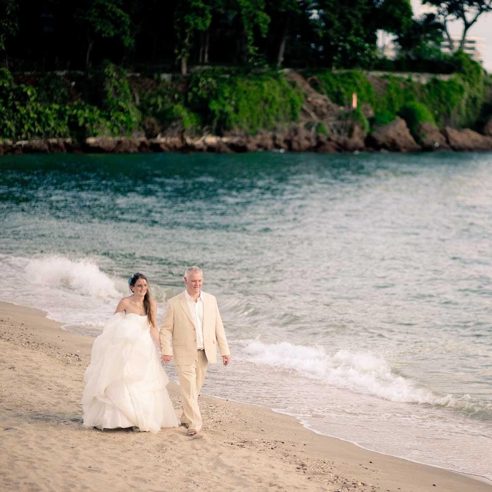 Testimonial - Melissa & Peter - Wedding couple from United Kingdom