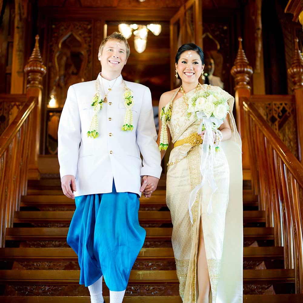 Testimonial - Ning & Shawn - Rose Garden Riverside Wedding