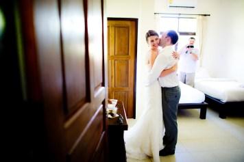 Dreams Villa Resort Koh Samui Wedding - Yulia & David