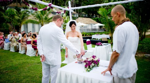 Phuket, Thailand - The Surin Phuket Wedding