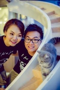 Pre-Wedding in Bangkok