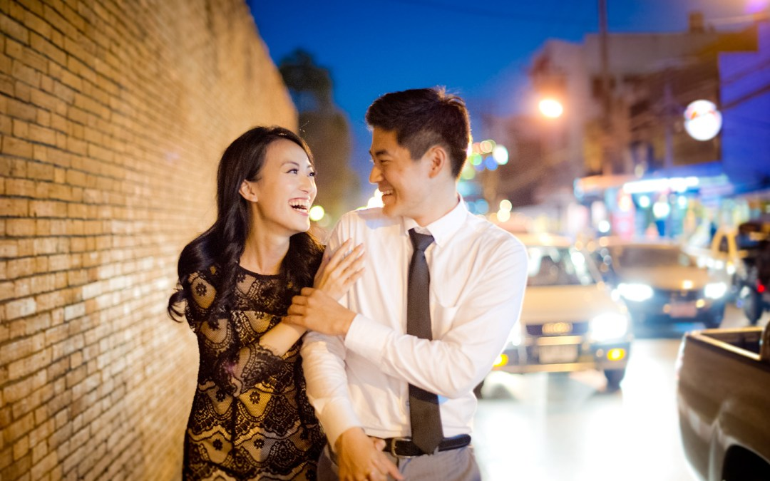 Pre-Wedding in Chiang Mai Thailand – Wedding couple from Taiwan