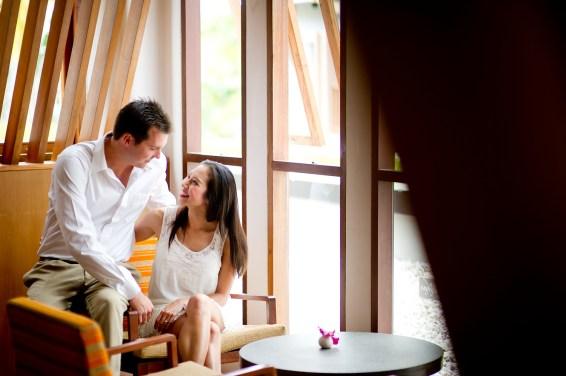 Tarinee and Dyson's Deevana Plaza Krabi Aonang pre-wedding (prenuptial, engagement session) in Krabi, Thailand. Deevana Plaza Krabi Aonang_Krabi_wedding_photographer_Tarinee and Dyson_1825.TIF
