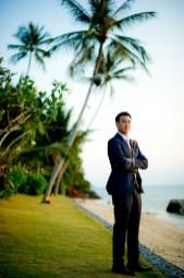 Cyrena and Joseph's InterContinental Samui Baan Taling Ngam Resort wedding in Koh Samui, Thailand. InterContinental Samui Baan Taling Ngam Resort_Koh Samui_wedding_photographer_Cyrena and Joseph_2768.TIF