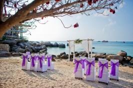 Photo of the Day - Koh Tao Wedding