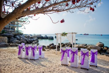 Photo of the Day - Koh Tao Wedding