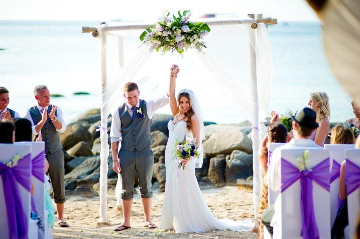 Jill and Matthew's Koh Tao Beach wedding in Koh Tao, Thailand. Koh Tao Beach_Koh Tao_wedding_photographer_Jill and Matthew_0043.TIF