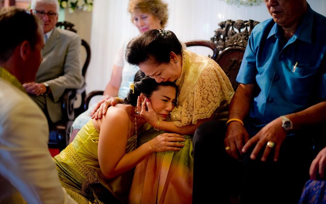Photo of the Day: Bangkok Thailand Wedding
