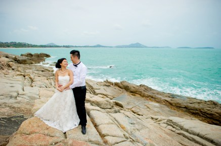 Ada and Chris's Samui Viewpoint pre-wedding (prenuptial, engagement session) in Koh Samui, Thailand. Samui Viewpoint_Koh Samui_wedding_photographer_Ada and Chris_1837.TIF