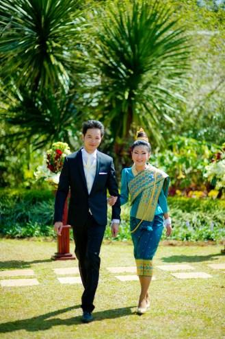 Ayano and Thavisouk's Sinouk Coffee Resort wedding in Bolaven Plateau - Champasak Province, Thailand. Sinouk Coffee Resort_Bolaven Plateau - Champasak Province_wedding_photographer_Ayano and Thavisouk_1113.TIF