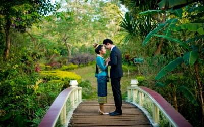 Sinouk Coffee Resort Laos Wedding