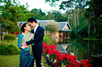 Ayano and Thavisouk's Sinouk Coffee Resort wedding in Bolaven Plateau - Champasak Province, Thailand. Sinouk Coffee Resort_Bolaven Plateau - Champasak Province_wedding_photographer_Ayano and Thavisouk_1160.TIF