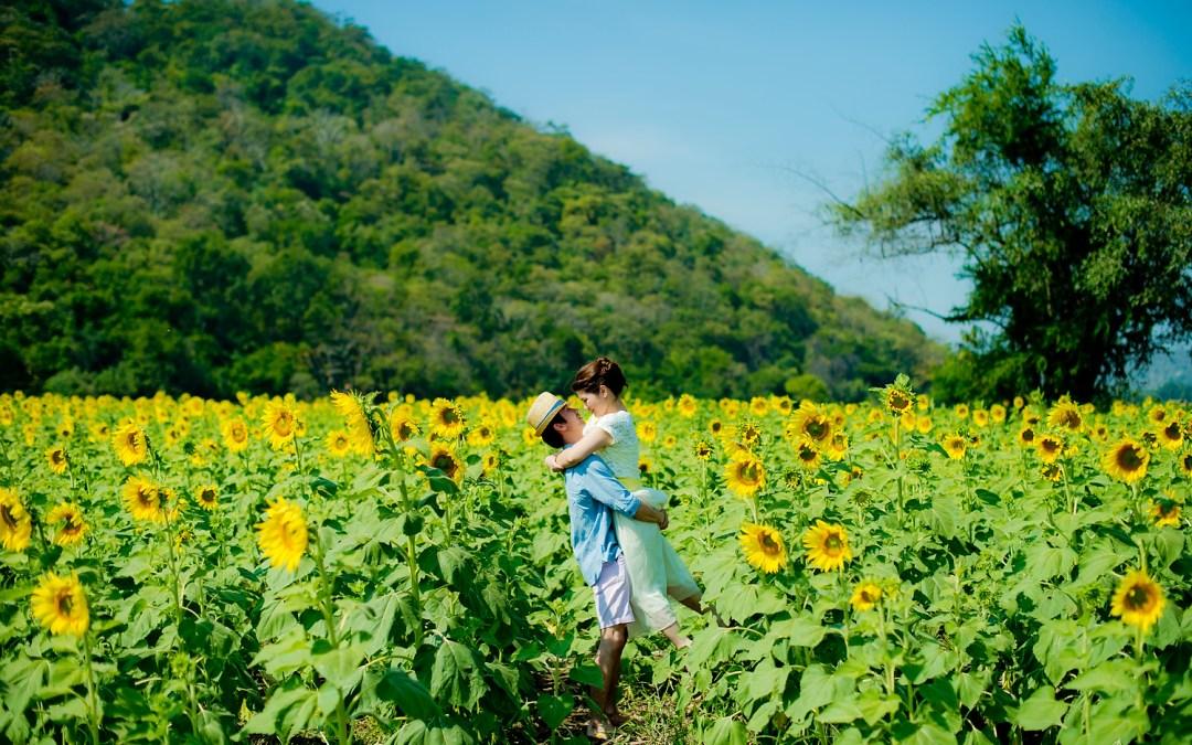 Saraburi Pre-Wedding: Yuen & Chan from Hong Kong