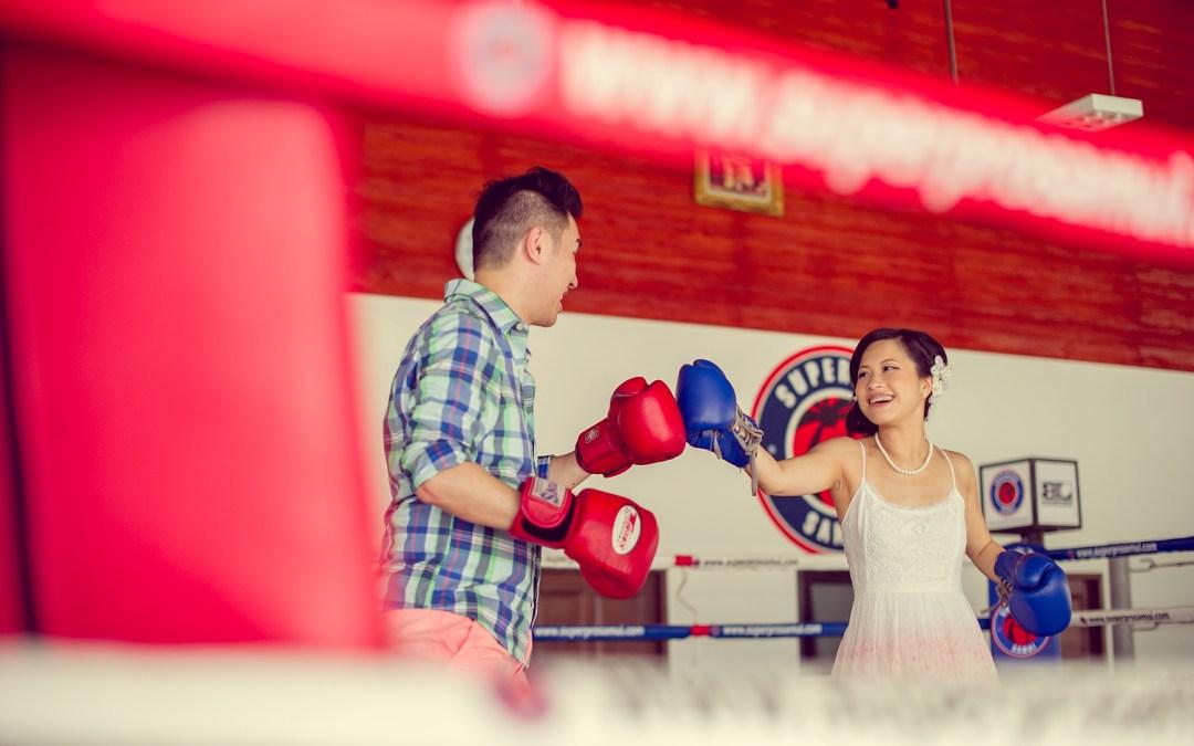 Superpro Muay Thai Camp
