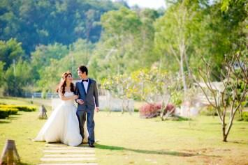 Yuen and Chan's The Buda Muaklek Resort pre-wedding (prenuptial, engagement session) in Saraburi, Thailand. The Buda Muaklek Resort_Saraburi_wedding_photographer_Yuen and Chan_1985.TIF