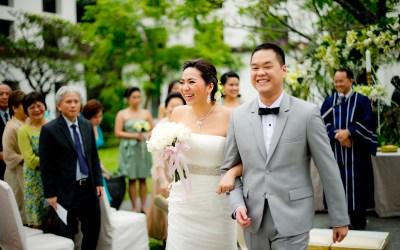 The Sukhothai Bangkok Wedding of Sudrutai and Jason