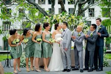Sudrutai and Jason's The Sukhothai Bangkok wedding in Bangkok, Thailand. The Sukhothai Bangkok_Bangkok_wedding_photographer_Sudrutai and Jason_2087.TIF
