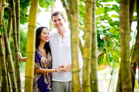 Tarinee and Dyson's Wat Kaew Korawaram pre-wedding (prenuptial, engagement session) in Krabi, Thailand. Wat Kaew Korawaram_Krabi_wedding_photographer_Tarinee and Dyson_1852.TIF