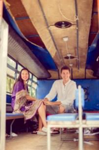 Tarinee and Dyson's Wat Kaew Korawaram pre-wedding (prenuptial, engagement session) in Krabi, Thailand. Wat Kaew Korawaram_Krabi_wedding_photographer_Tarinee and Dyson_1855.TIF