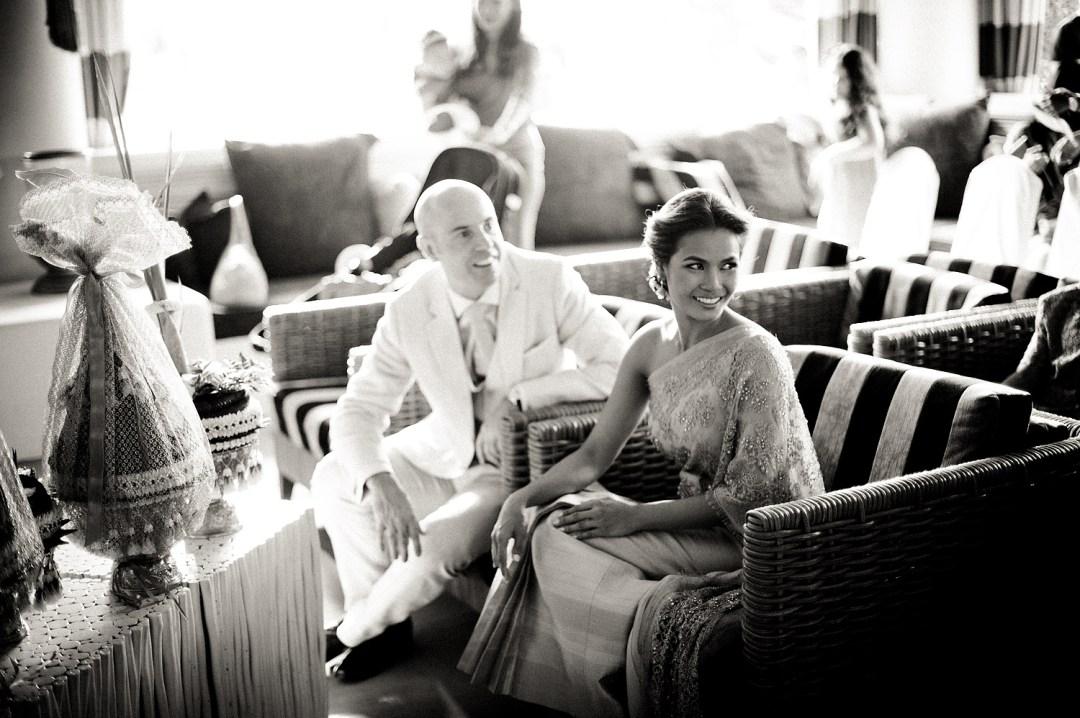 Thai Engagement Ceremony | Anantara Hua Hin Resort & Spa Wedding | Hua Hin Wedding Photography
