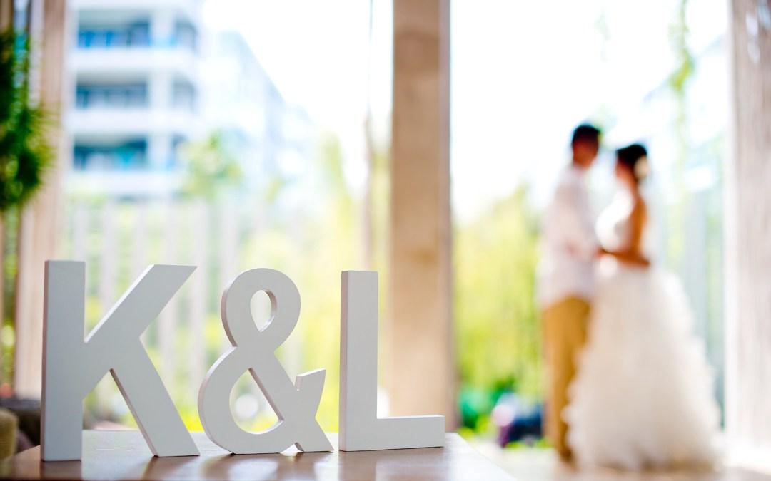 Let's Sea Hua Hin Al Fresco Resort Pre-Wedding