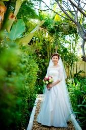 Hua Hin, Thailand - Destination wedding at Aleenta Hua Hin Resort & Spa in Thailand.