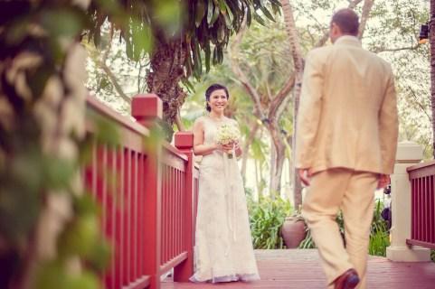 Hua Hin, Thailand - Destination wedding at Hyatt Regency Hua Hin in Thailand.